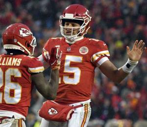 Los Chiefs se acercan al título de la de AFC