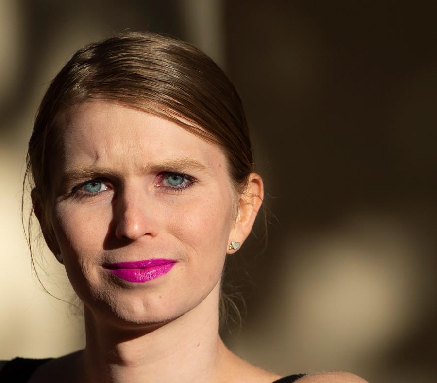 Chelsea Manning en una imagen de octubre de 2018. (EFE) (semisquare-x3)