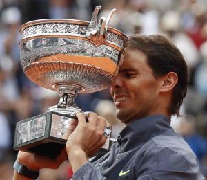 Nadal es el rey de Roland Garros