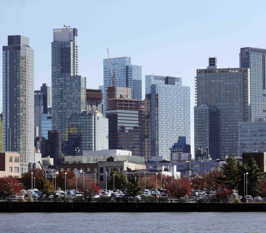 Los operativos se centraron en algunos distritos de Manhattan, Long Island y el valle del Hudson, al norte del estado. (AP/Mark Lennihan) (semisquare-x3)