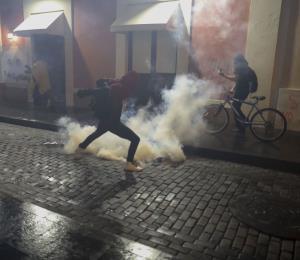La violencia en el Viejo San Juan y la muerte de  Jaideliz