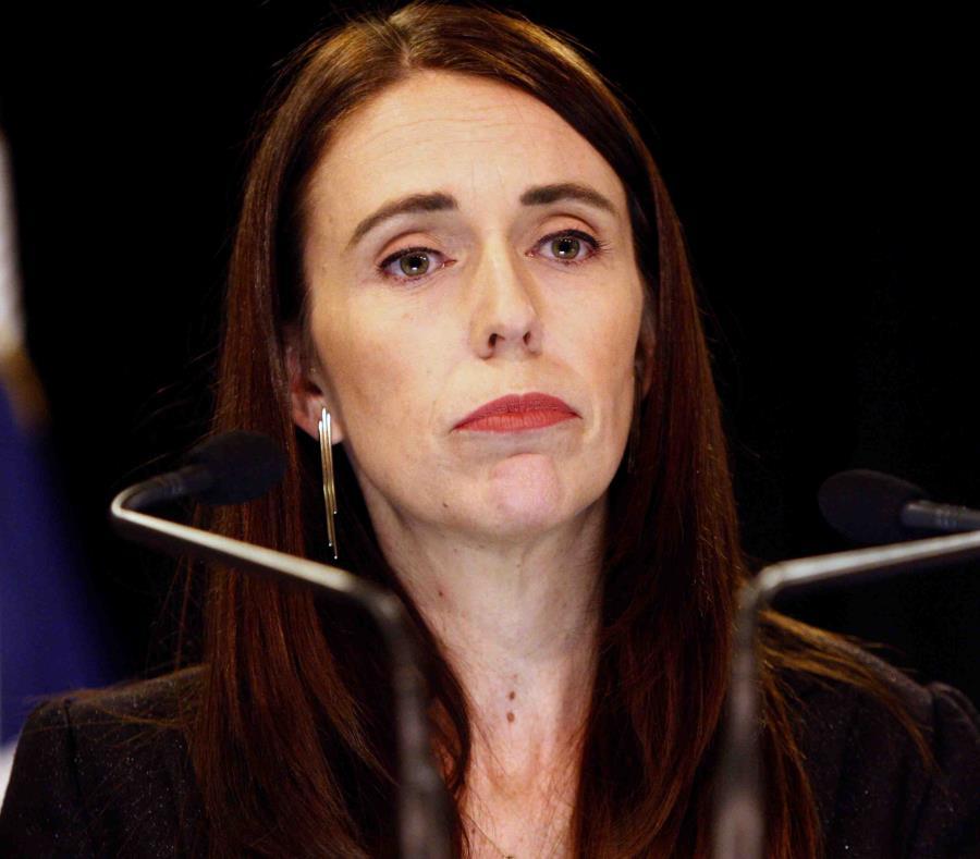 Jacinda Ardern, primera ministra de Nueva Zelanda (semisquare-x3)