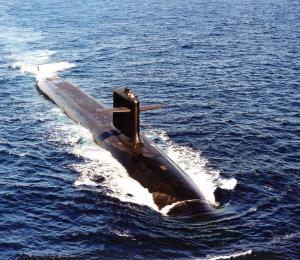 La servilleta en el submarino