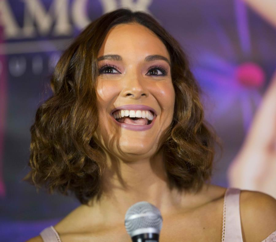 La actriz viajaría la otra semana a Estados Unidos para el certamen. (GFR Media) (semisquare-x3)