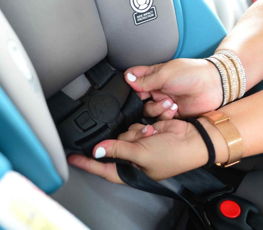 Tres de cada cinco asientos protectores colocados en los vehículos están mal instalados, según las estadísticas. (semisquare-x3)