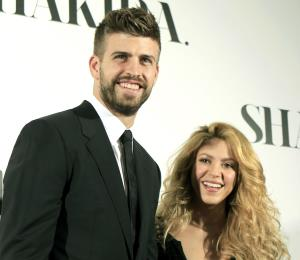 Shakira y Piqué se habrían separado