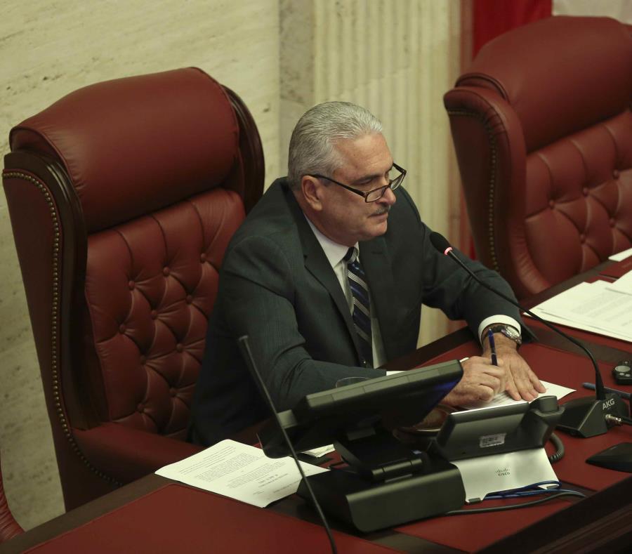 La Junta de Supervisión Fiscal (JSF) advirtió esta tarde que la enmienda al proyecto es inconsistente con el entendimiento al que se llegó con el gobierno. (semisquare-x3)