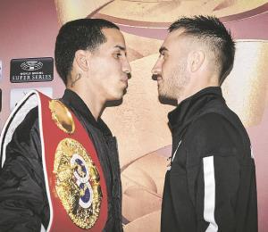 En juego el título mundial del boricua Manny Rodríguez