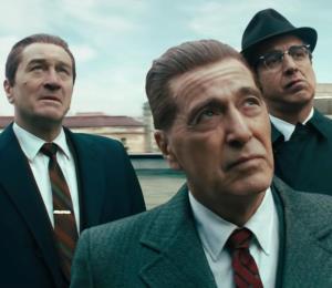 """Reseña: """"The Irishman"""" es el retrato de un gángster desde el ocaso de la vida"""