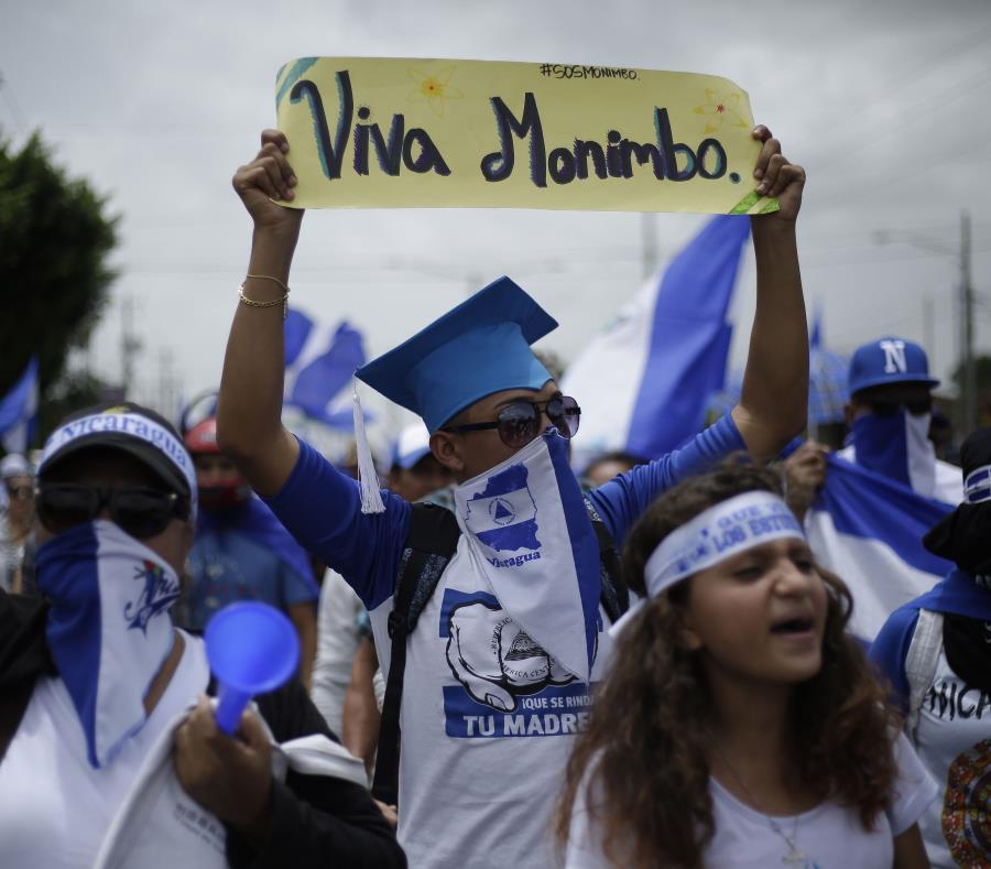 Denuncian nueva agresión de grupos oficialistas hacia los católicos en Nicaragua (semisquare-x3)