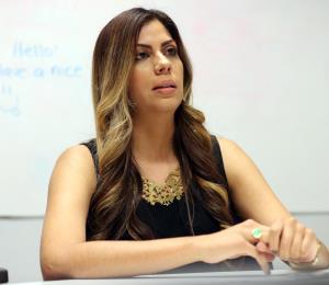 Adriana Sánchez y el DRD en carrera contra el reloj
