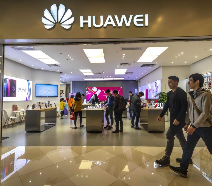 Huawei Technologies es el mayor fabricante de equipos de telecomunicaciones (semisquare-x3)