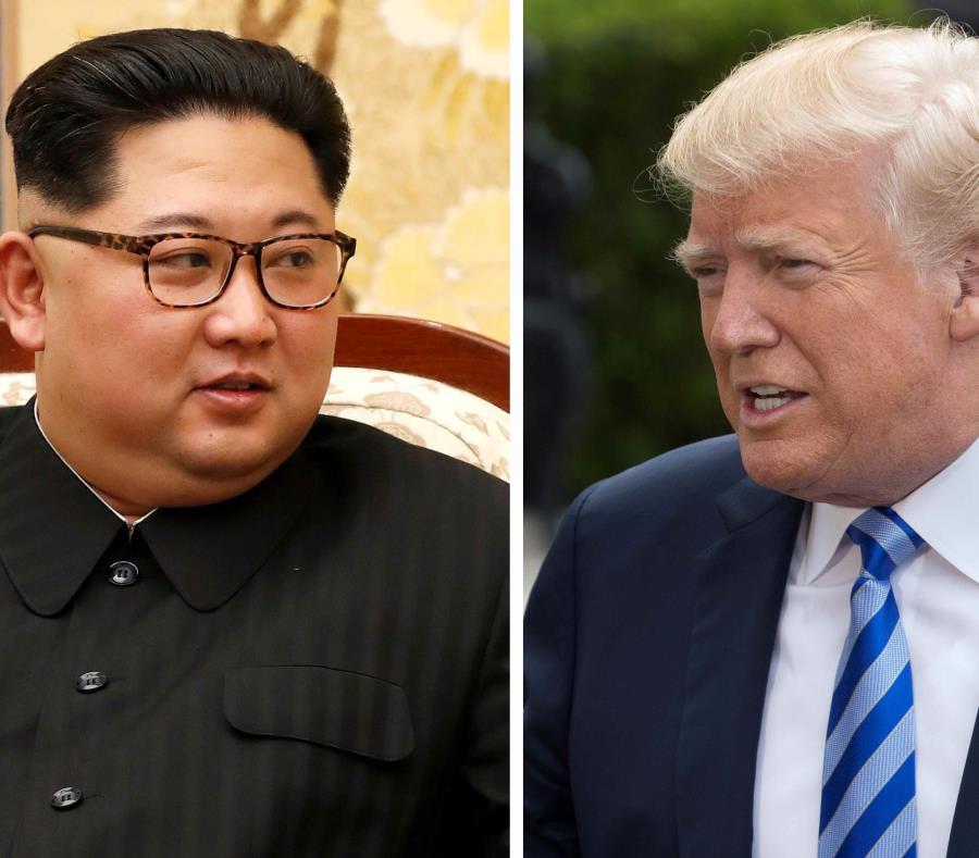Kim Jong-un ejecutó a funcionarios por fracaso de diálogos con Trump