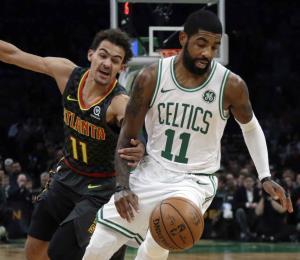 Octava victoria al hilo para los Celtics de Boston