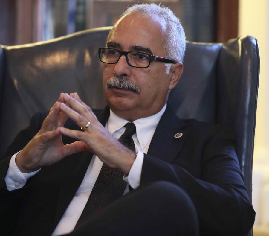 Raúl Maldonado Gautier, secretario designado de Hacienda. (GFR Media) (semisquare-x3)