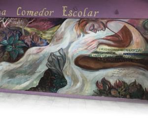Buscan acuerdo en caso de mural de Torres Martinó
