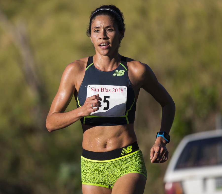 Beverly Ramos descartó correr en el  maratón en Barranquilla. (GFR Media) (semisquare-x3)