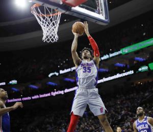 Wood se molestó con los Pistons cuando informaron su positivo a coronavirus