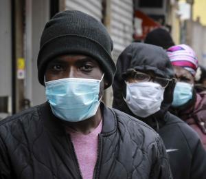 Pandemia muy desigual: coronavirus y accidentes de carros