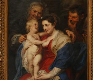 Las familias sagradas