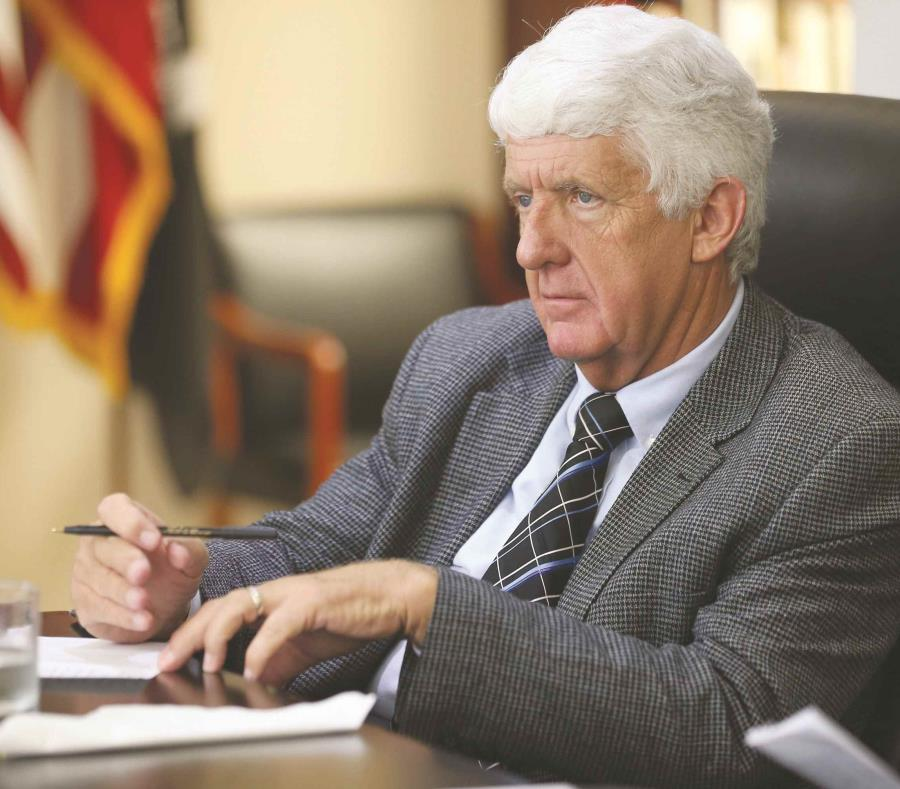 Un portavoz del Comité de Recursos Naturales de la Cámara baja que preside Rob Bishop (arriba) indicó que