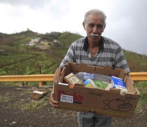 Crucial gestión no gubernamental tras golpes huracanados