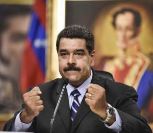 Luego de la huida, la transición en Venezuela