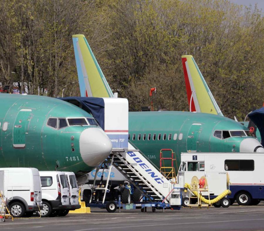 Reportan demora para reanudación de vuelos de aviones Boeing 737 MAX