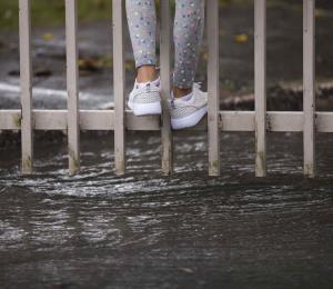 Pronóstico anticipa lluvias con potencial inundaciones en el interior de la isla