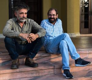 Santa e inocente amistad entre Teófilo Torres y René Monclova