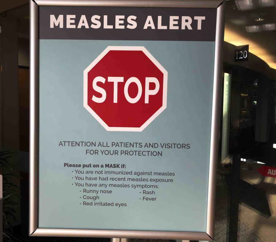 Las autoridades sanitarias insisten en la necesidad de vacunar a todos los niños contra la enfermedad. (AP) (semisquare-x3)