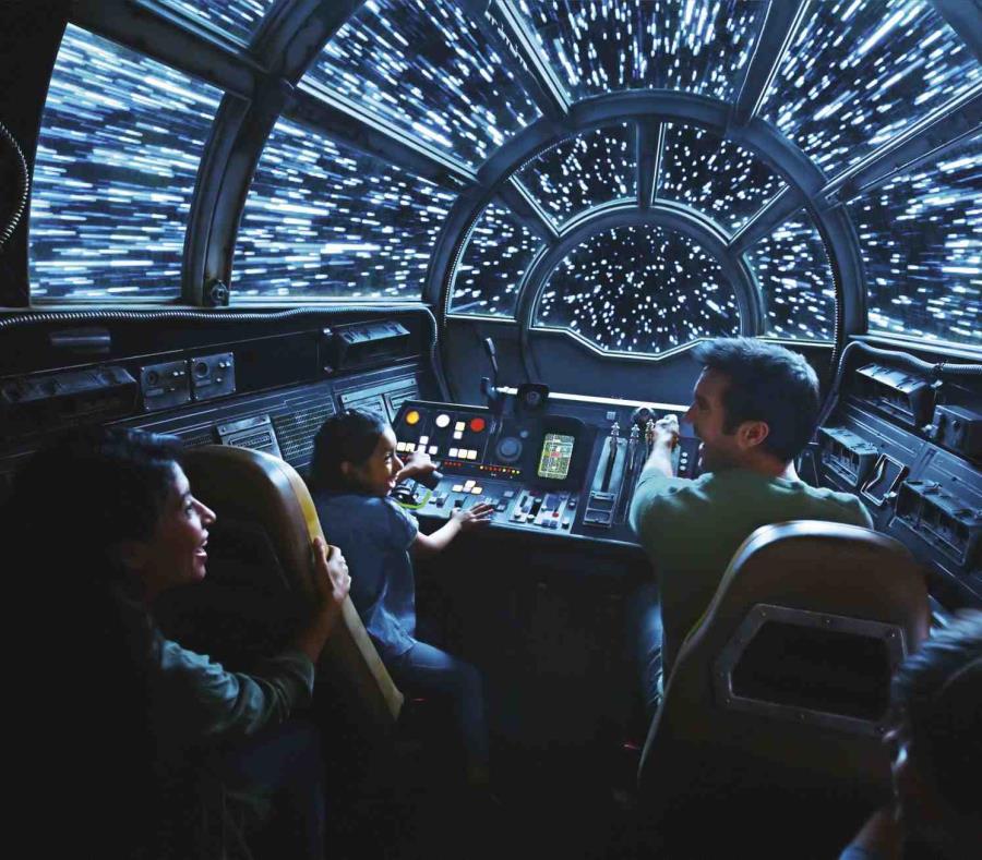 Disneylandia abre Galaxy Edge (semisquare-x3)