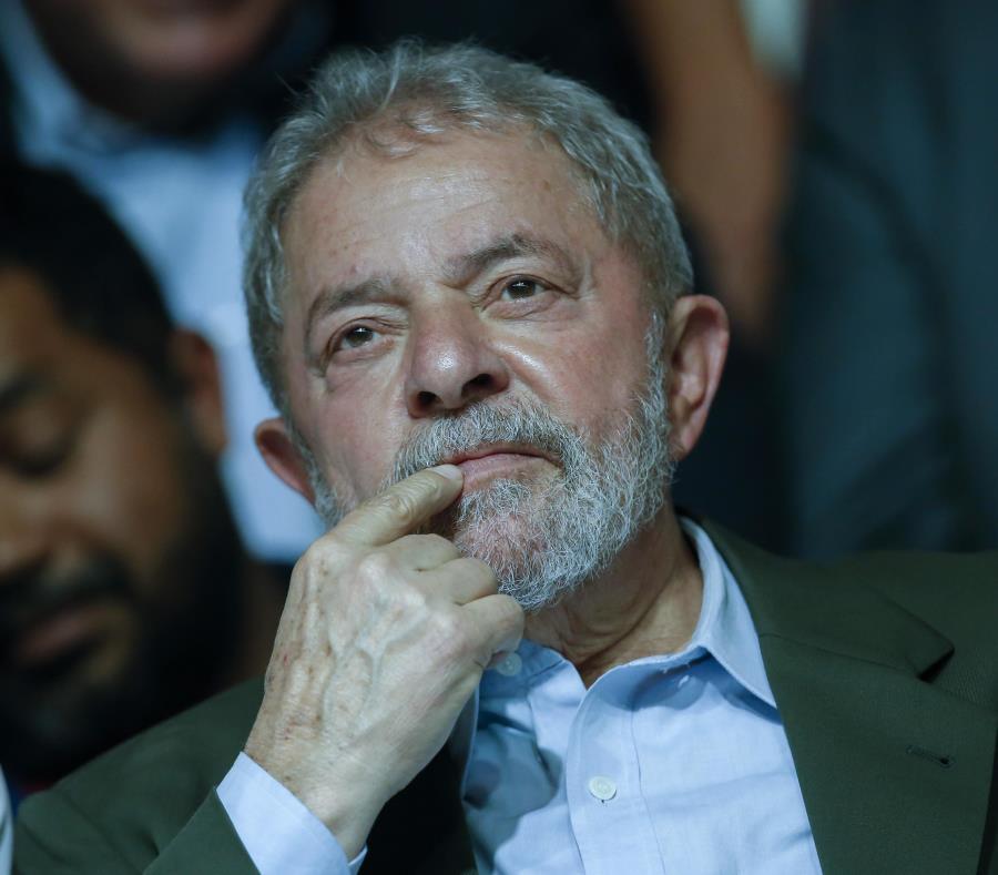 Fernando Haddad reemplazaría a Lula da Silva como candidato presidencial (semisquare-x3)