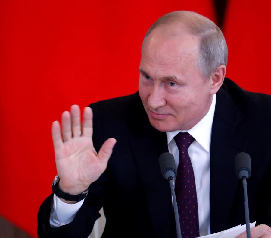 La vida privada de Vladimir Putin es un misterio para la prensa (semisquare-x3)