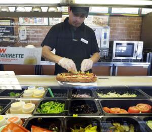 Subway comienza a hacer entregas de sus sándwiches en Estados Unidos