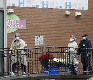 El estado de Nueva York supera las 1,000 muertes por el coronavirus
