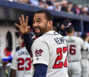 Matt Kemp regresa a los Dodgers
