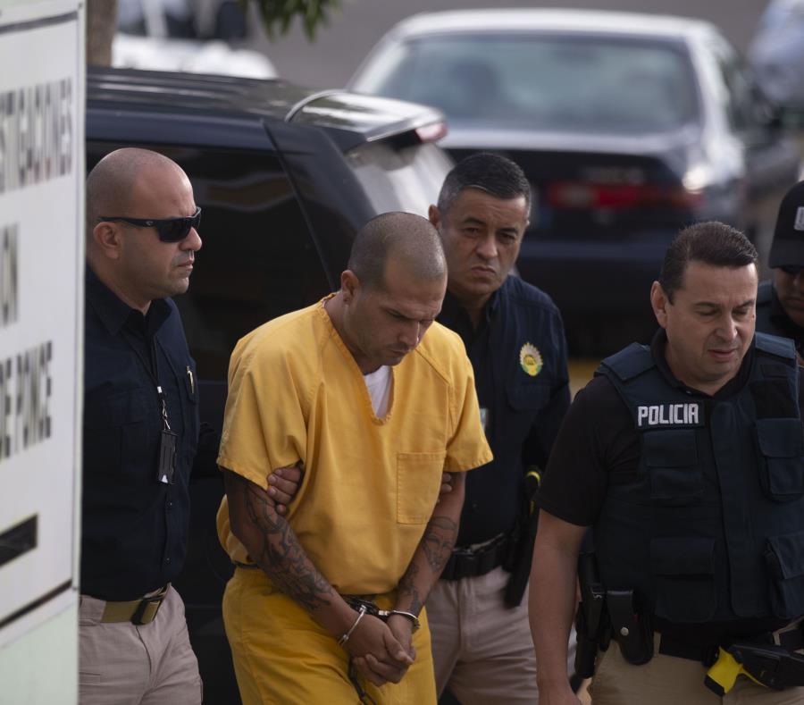Juan Luis Cornier Torres ha sido señalado como único responsable del asesinato de Valerie Ann Almodóvar. (semisquare-x3)
