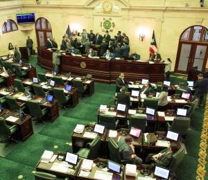Inmunidad legislativa a destiempo