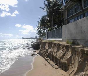 Erosión, calentamiento global y negación