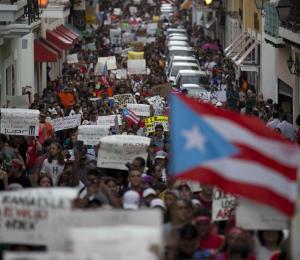 Protestas en un país de ley y orden