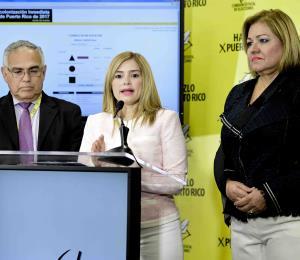 Para politiquear en Puerto Rico hay dinero