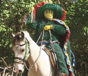 Las máscaras de Hatillo: tradición en el recuerdo