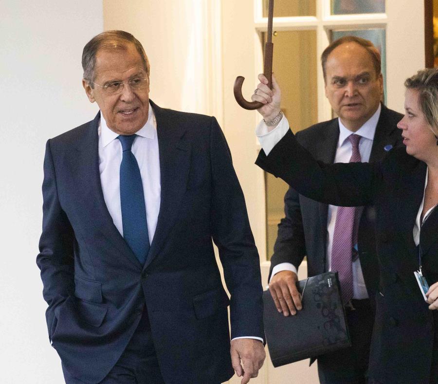 EEUU pide a Rusia que reconozca a Guaidó como presidente de Venezuela