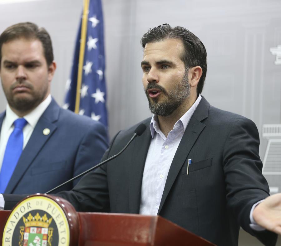 Rosselló hizo las expresiones durante una conferencia de prensa en la que anunció varios nombramientos