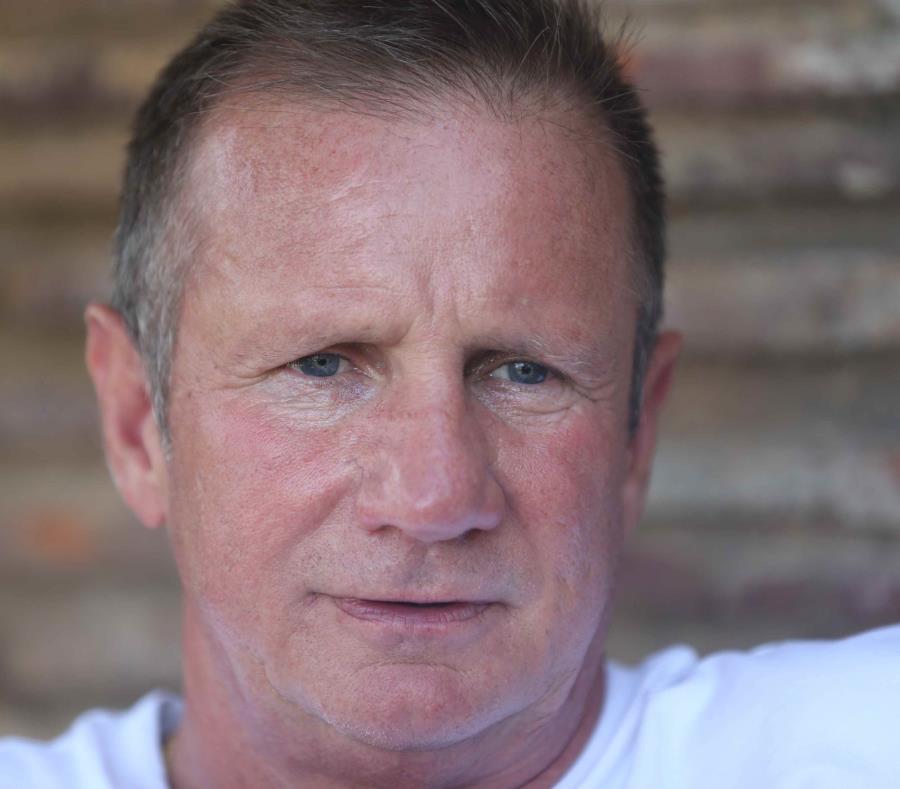 Sean Whelan estuvo en Puerto Rico cuando ayudó a trasladar a Jednnielys Pérez Rivas. (GFR Media) (semisquare-x3)