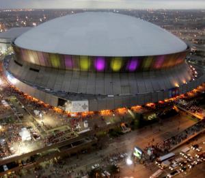 Remodelarán el Superdome de Nueva Orleans