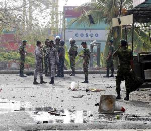El Estado Islámico se adjudica la autoría de los atentados en Sri Lanka