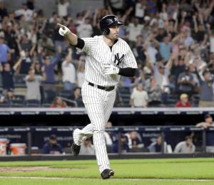 Los Yankees estropean la celebración de Boston
