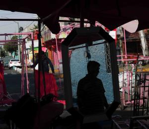 La violencia continúa imparable en México pese al coronavirus